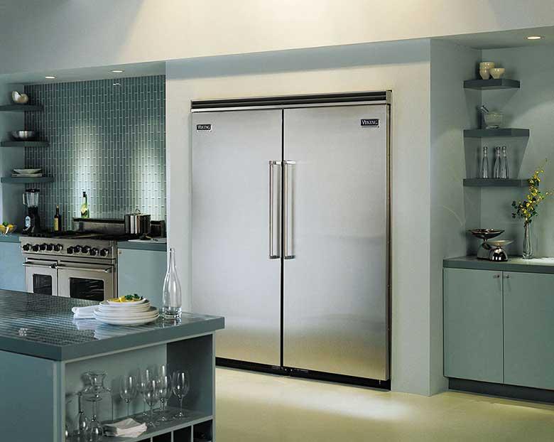 Saving on Cool Viking Refrigerators